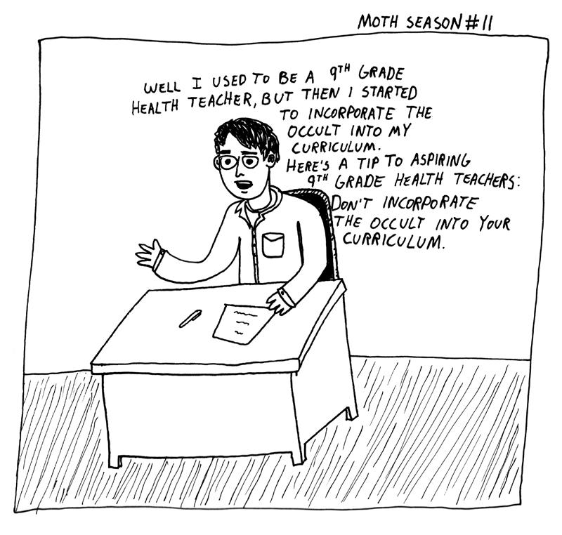 MOTH SEASON #11